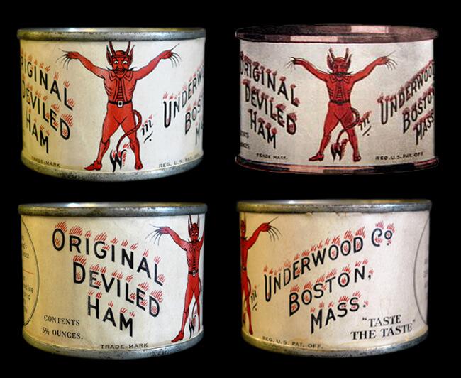 Underwood Deviled Ham