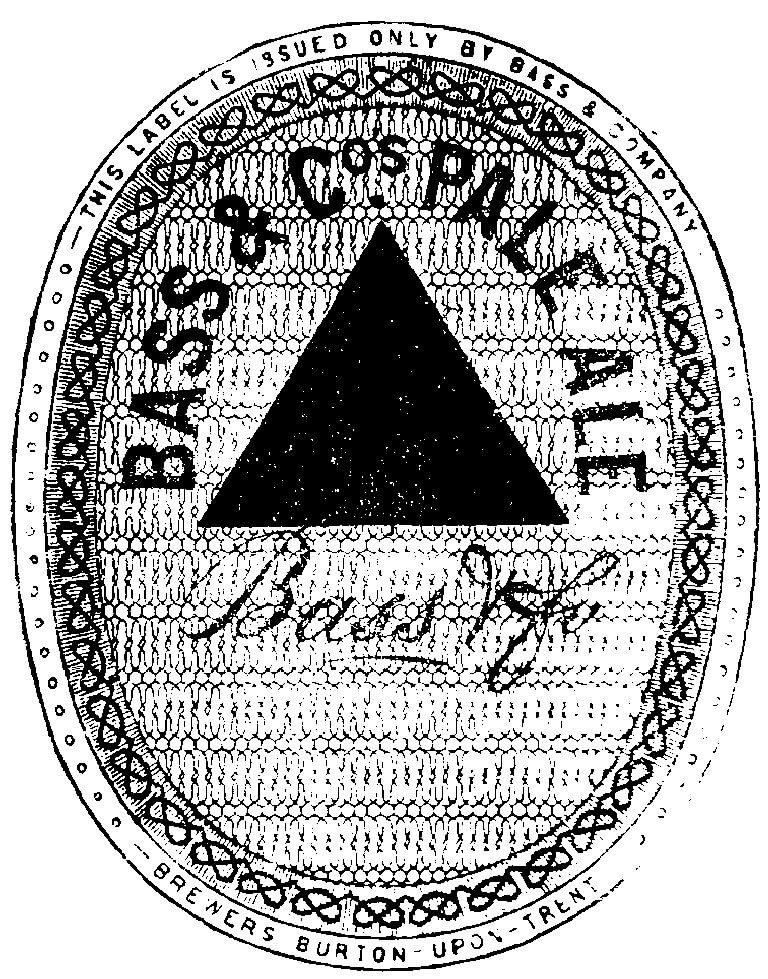 Nhãn hiệu bia Bass