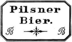 Nhãn hiệu bia Pilsner