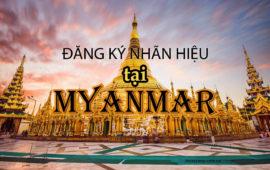 Bảo hộ thương hiệu tại Myanmar