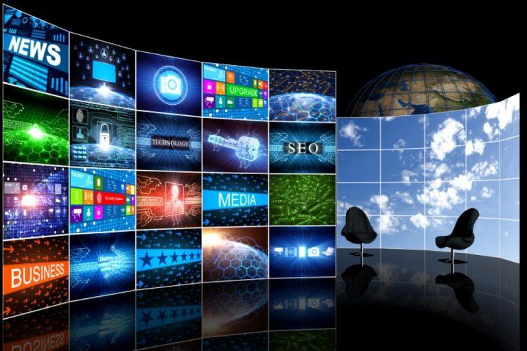 Dịch vụ nghe nhìn (phim, truyền hình,...)