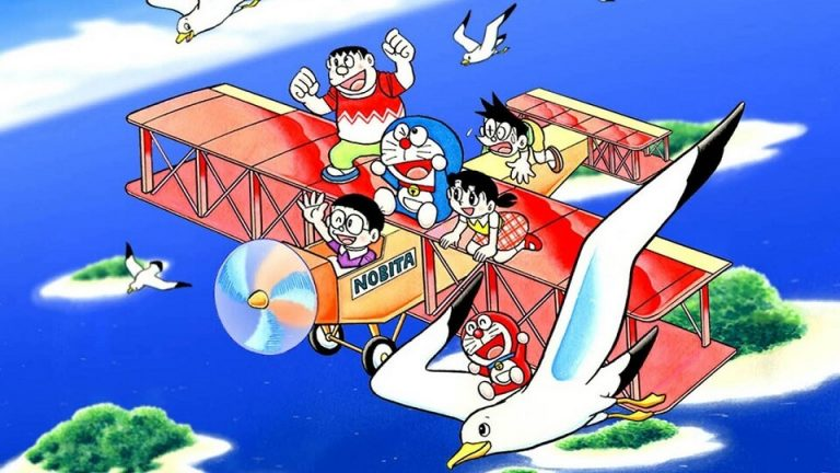 Truyện tranh Doraemon