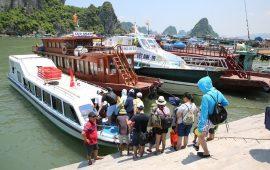 Dịch vụ thuê tàu thuyền du lịch