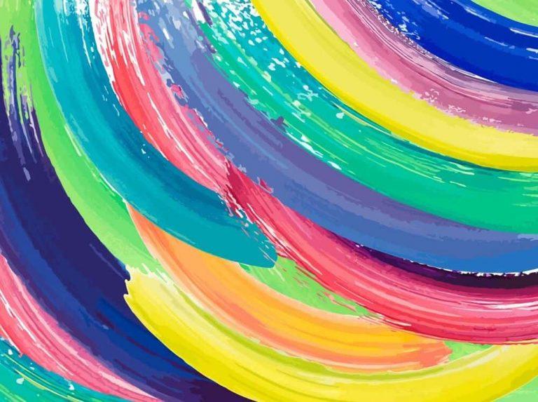 Màu sắc trừu tượng