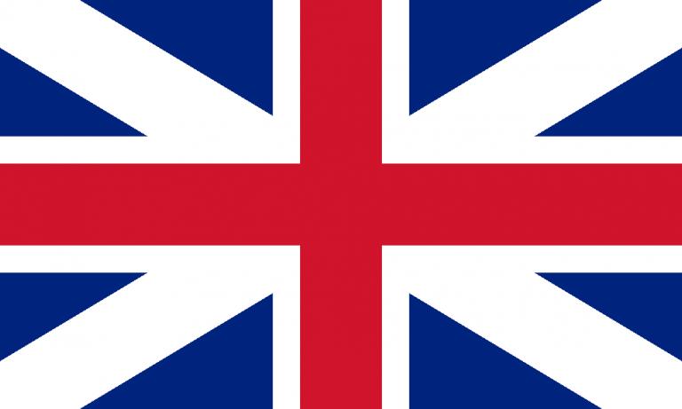 Quốc kỳ Anh