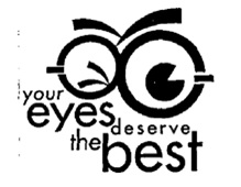 Your eyes deserve the best
