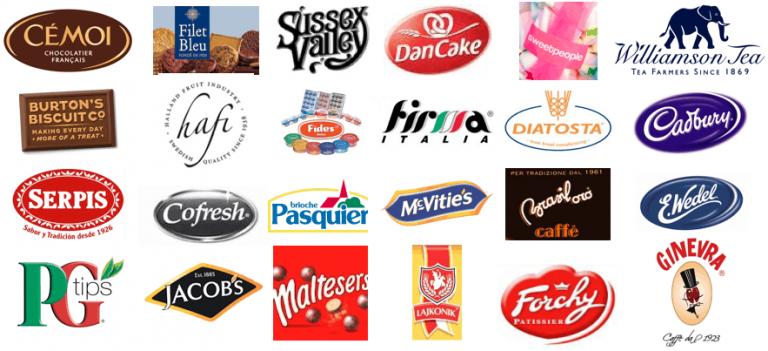 Một số nhãn hiệu nổi tiếng tại Châu Âu