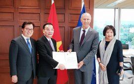 Việt Nam gia nhập Thỏa ước Lahay về đăng ký quốc tế kiểu dáng công nghiệp